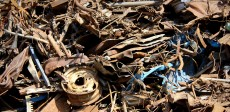 E1/E10 old sheet waste, mixed iron waste