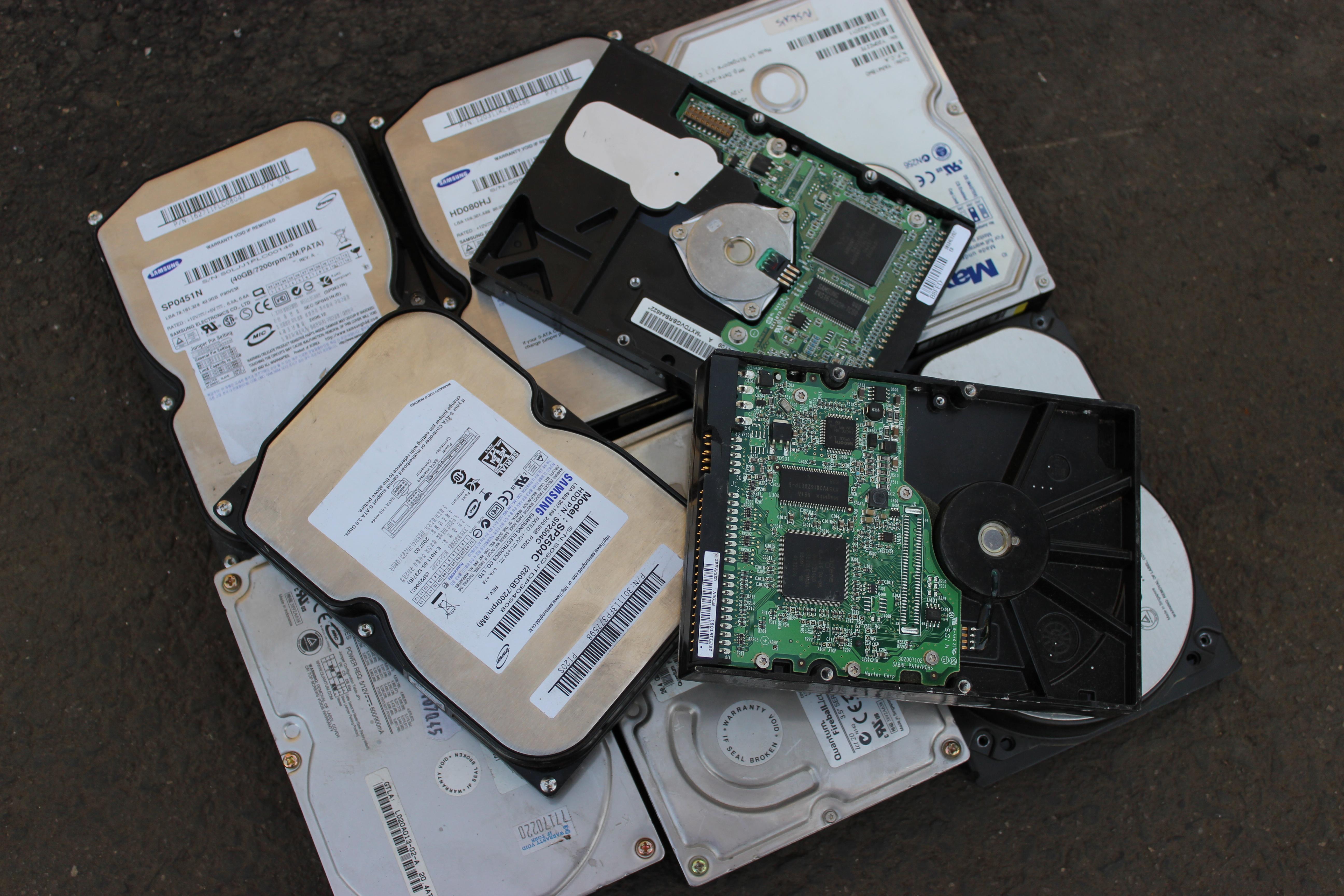 Elektronikai hulladék átvétel Pécs, Mohács, Villány