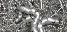 Aluminium chips