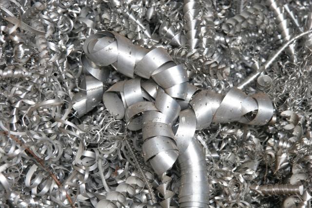 Alumínium forgács átvétel Pécs, Mohács, Villány