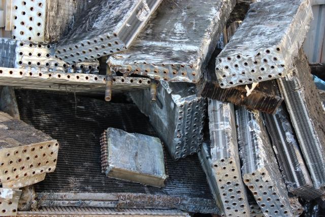 Alumínium rézhűtő átvétel Pécs, Mohács, Villány