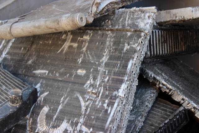Alumínium hűtő átvétel Pécs, Mohács, Villány