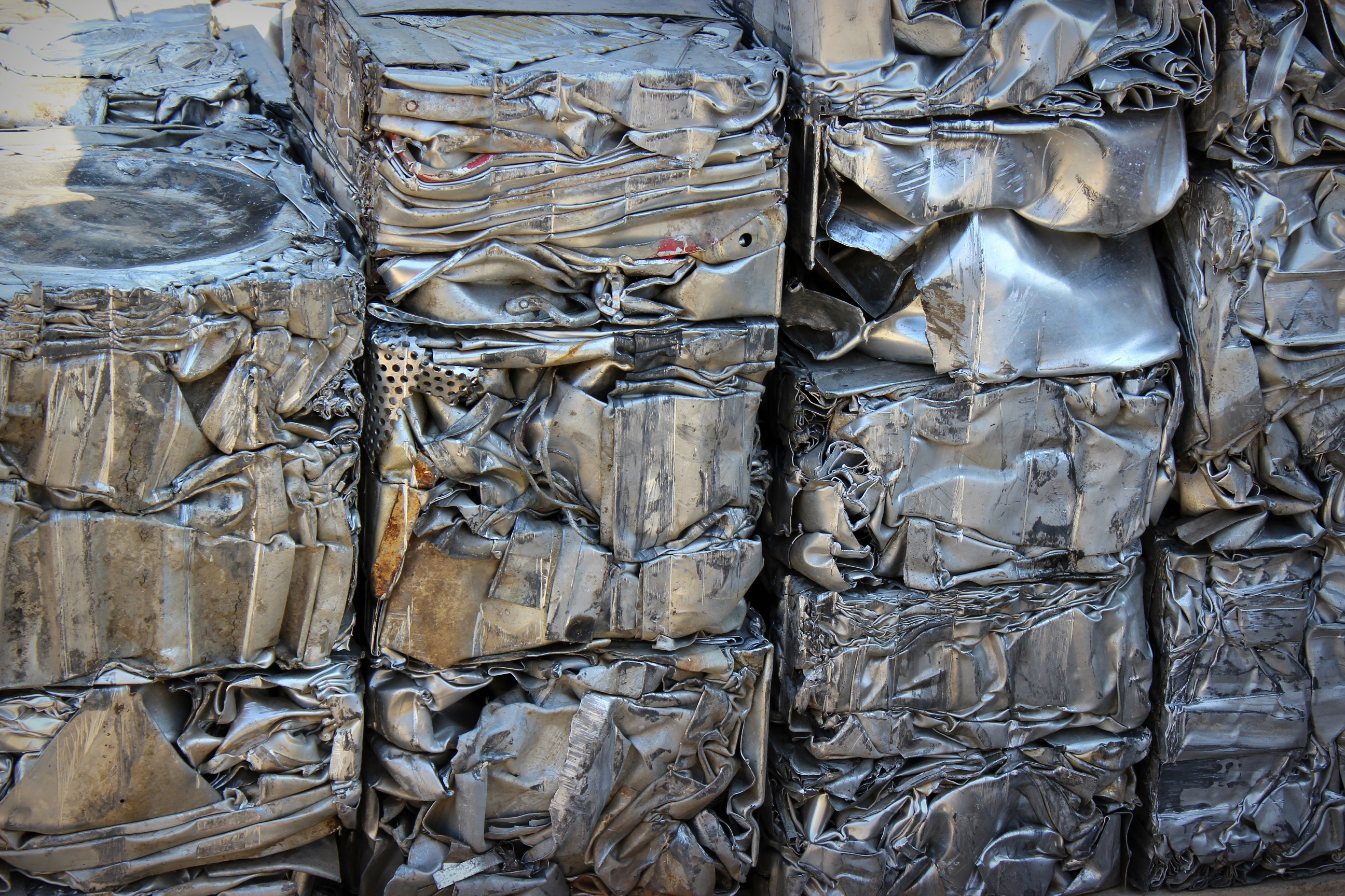 Alumínium lemez bála
