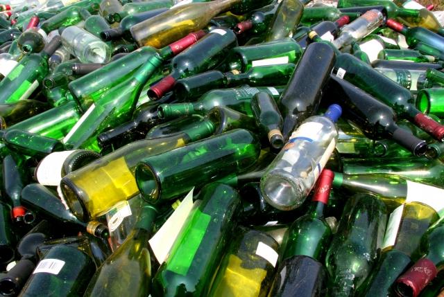 Üveg, csomagolási hulladék átvétel Pécs, Mohács, Villány
