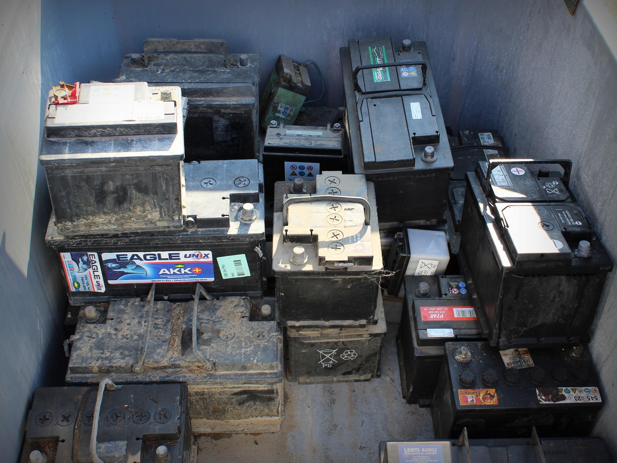 Akkumulátor átvétel Pécs, Mohács, Villány