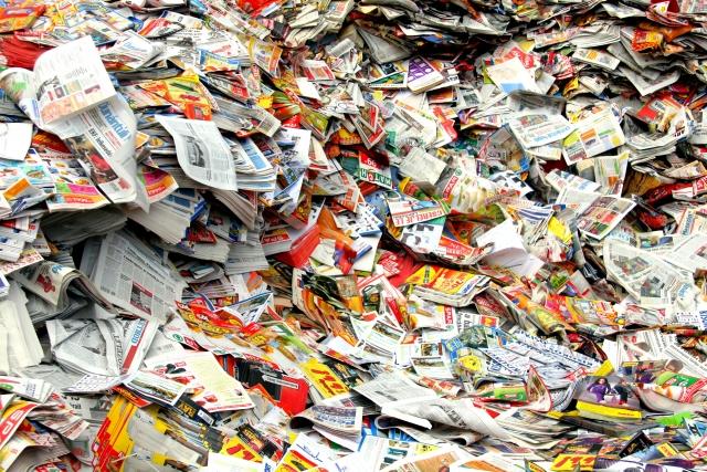 Papír hulladék átvétel Pécs, Mohács, Villány
