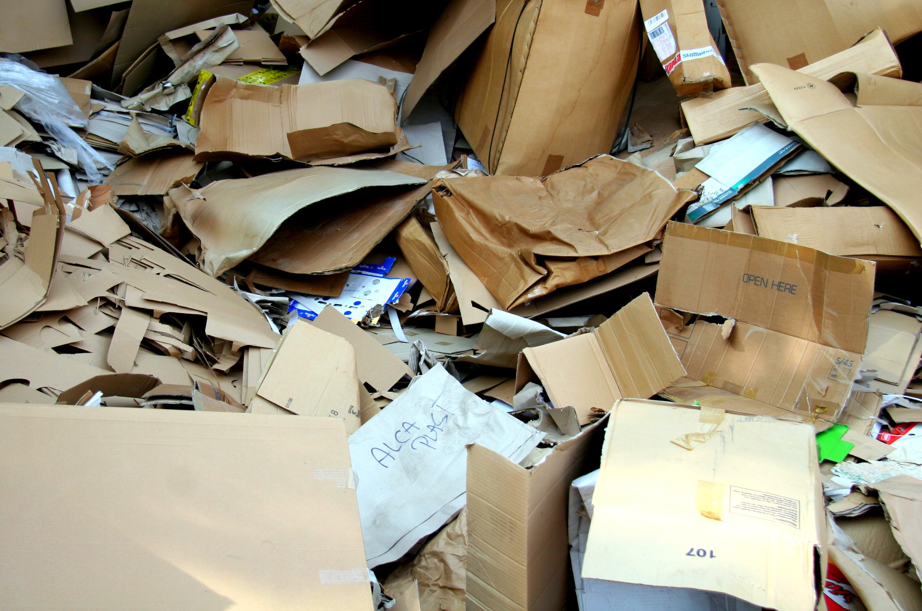 Papírhulladék átvétel Pécs, Mohács, Villány